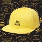 Vans X Peanuts Jockey Hat (charlie Brown)