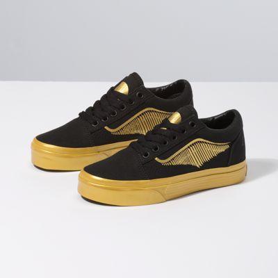 Vans Kids Vans X Harry Potter™ Old Skool (golden Snitch/black)