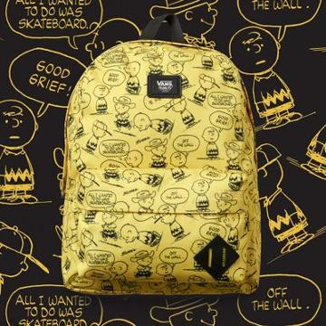 Vans X Peanuts Old Skool Backpack (charlie Brown)