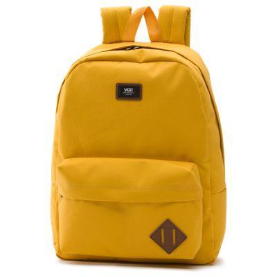 Vans Old Skool Backpack (mineral Yellow)