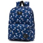 Vans X Peanuts Old Skool Backpack (true Navy)