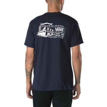 Vans Factory Team T-shirt (navy)