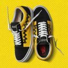 Vans X Peanuts Old Skool (charlie Brown/black)