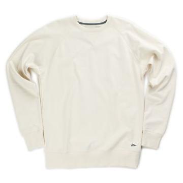 Vans X Pilgrim Raglan Crew Sweatshirt (turtle Dove)