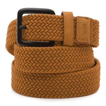 Vans Harington Braided Belt (argan Oil)