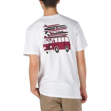 Vans Yusuke Van T-shirt (white)