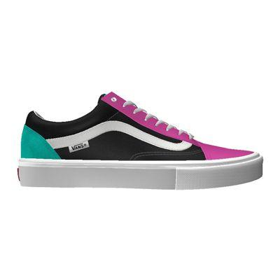 Vans Customs Pro Skate Old Skool (custom)