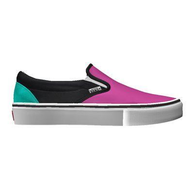Vans Customs Pro Skate Slip-on (custom)