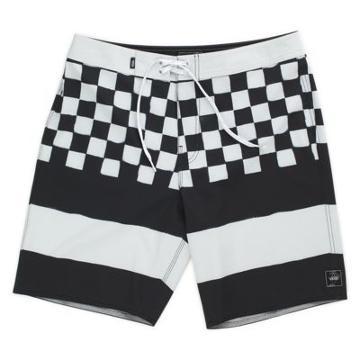 Vans Era 19 Boardshort (black/checkerboard)
