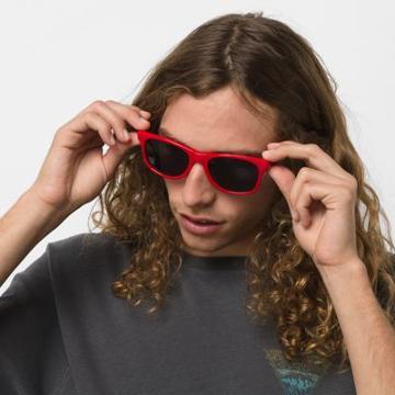 Vans Spicoli 4 Sunglasses (racing Red)