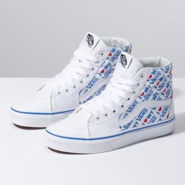 Vans I Heart Vans Sk8-hi (true White/true White)