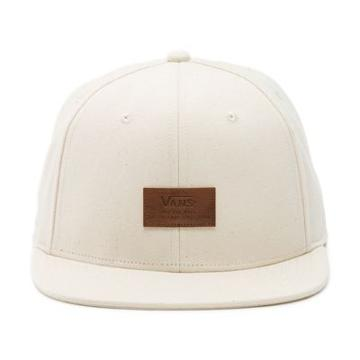 Vans Allover It Snapback Hat (natural)