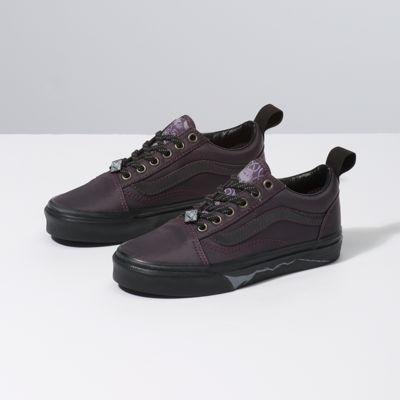 Vans Kids Vans X Harry Potter™ Old Skool Elastic Lace (deathly Hallows/black)
