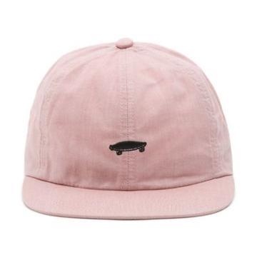Vans Salton Jockey Hat (rose Tan)