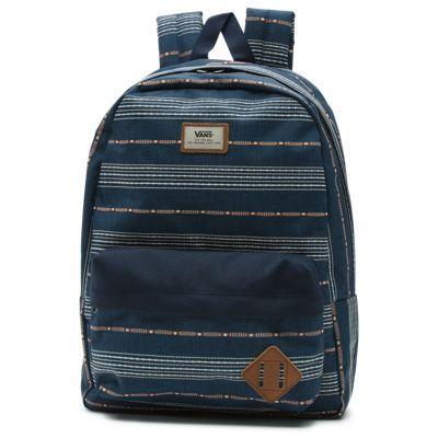 Vans Old Skool Backpack (dress Blues)