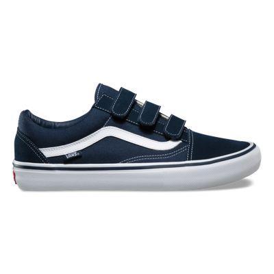 Vans Old Skool V Pro (navy/white)
