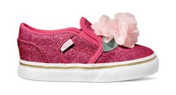 Vans Toddler Fairy Garden Asher V (pink)
