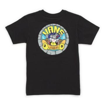 Vans Little Kids Rippin Rat T-shirt (black)