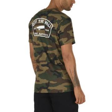 Vans Workwear T-shirt (camo)