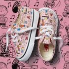 Vans Toddlers Vans X Peanuts Authentic (dance Party/pink)