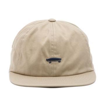 Vans Salton Jockey Hat (khaki)