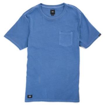 Vans Washed Everyday Pocket T-shirt (delft)