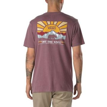 Vans Grizzly Mountain T-shirt (port Royale)