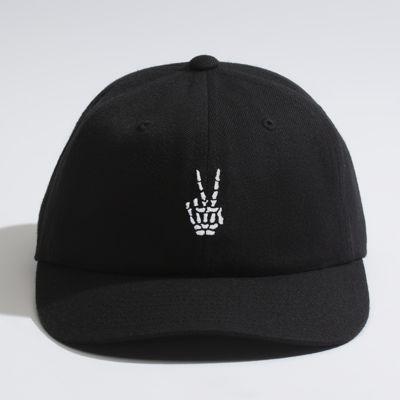 Vans Boneyard Vintage Unstructured Hat (black)