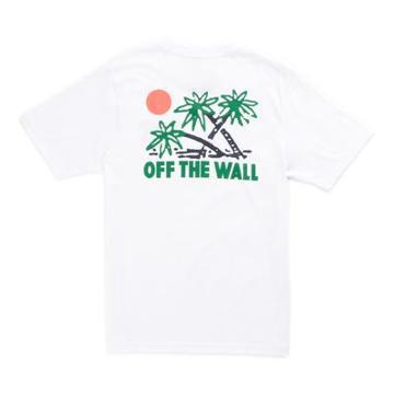 Vans Boys Scene 12 T-shirt (white)