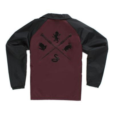 Vans Boys Vans X Harry Potter™ Torrey Jacket (four Houses/port Royale)