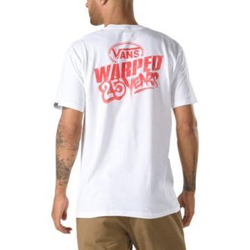 Vans Warped Tour Tee (white)