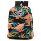 Vans Realm Backpack (black Tropical)