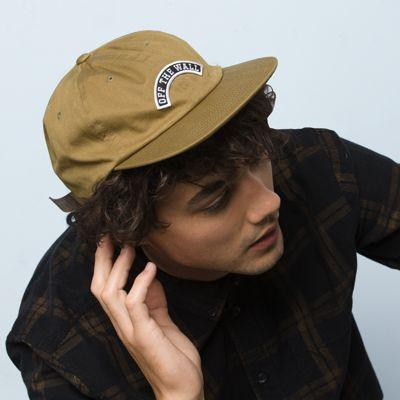 Vans Lowell Vintage Unstructured Hat (dirt)