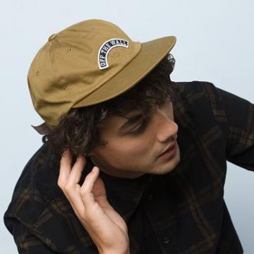 Vans Lowell Vintage Unstructured Hat (dirt)