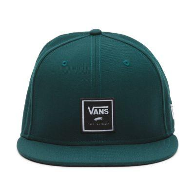 d848bc20 Vans Print Box 59fifty Hat (darkest Spruce) | LookMazing