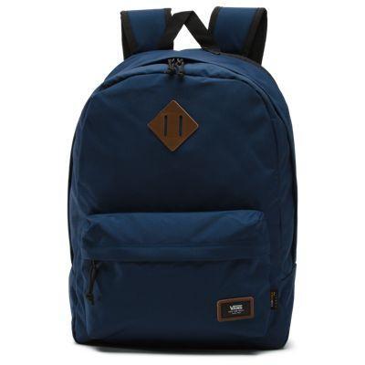 Vans Old Skool Plus Backpack (dress Blues Cordura)