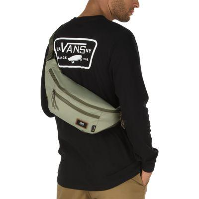 Vans Ward Cross Body Pack (oil Green)