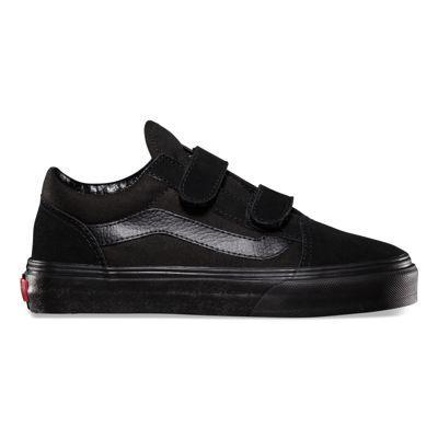 Vans Kids Old Skool V (blk/blk)