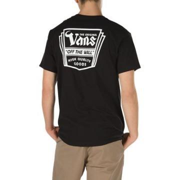 Vans High Quality T-shirt (black)