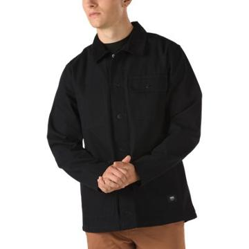 Vans Drill Chore Coat (black)