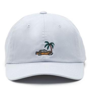 Vans Almost Paradise Curved Bill Jockey Hat (heather)