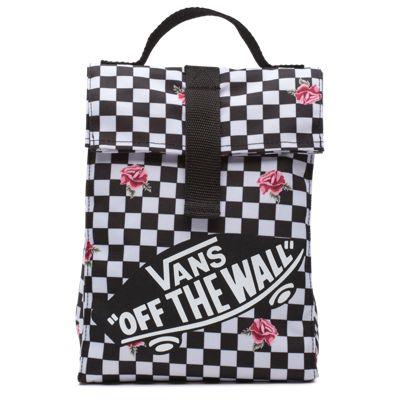3419acced8 Vans Otw Lunch Sack (rose Checkerboard)