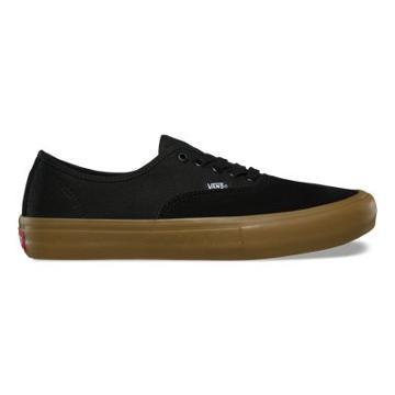 Vans Authentic Pro (black Classic Gum)