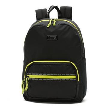 Vans After Dark Reflective Backpack (black/evening Primrose)