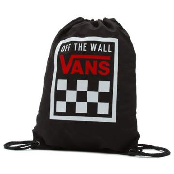 Vans Benched Novelty Backpack (black Tow)