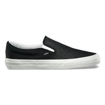 Vans Snake Slip-on (black/blanc)