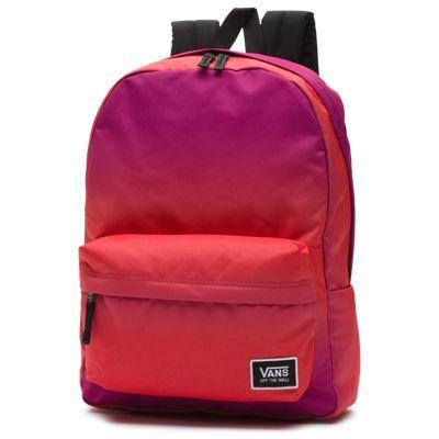 Vans Realm Classic Backpack (magenta Haze Gradient)