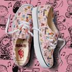 Vans X Peanuts Authentic (dance Party/pink)