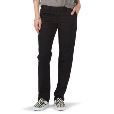 Vans Union Chino Pant (black)