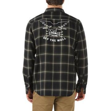 Vans Pender Flannel Shirt (black)